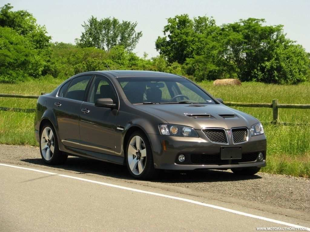 21 The Best 2020 Pontiac G8 Gt Release Date