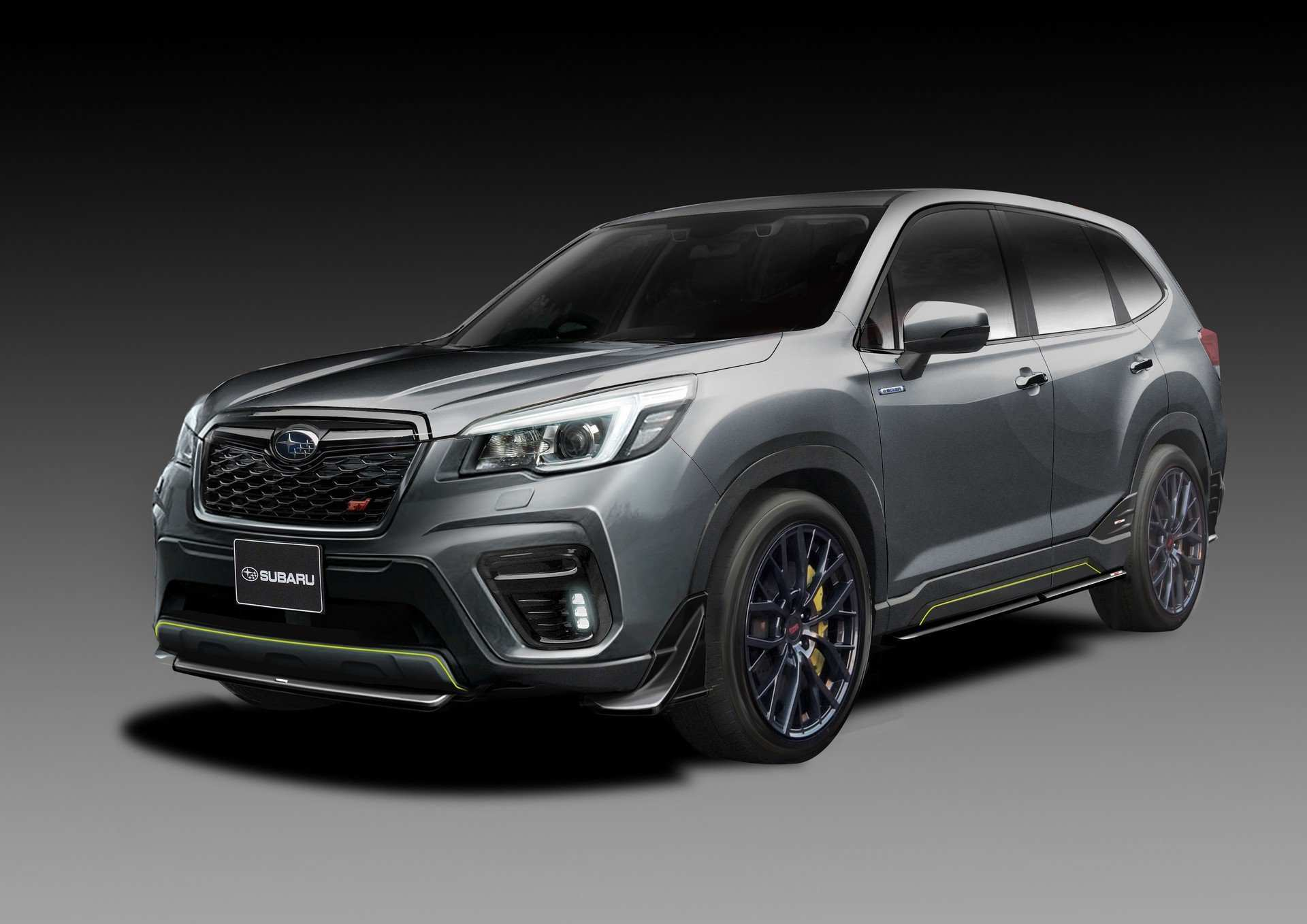 21 The Best 2020 Subaru Forester Concept