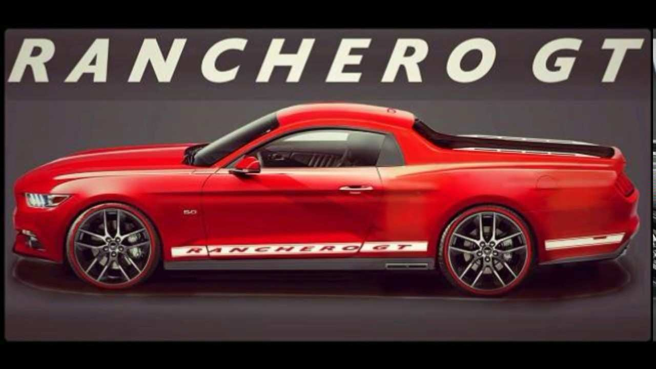 21 The Best Ford Ranchero 2020 New Model And Performance