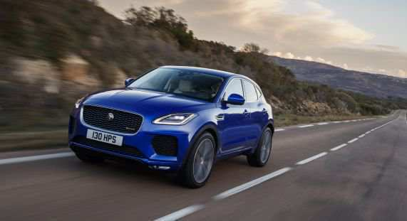 21 The Best Jaguar E Pace Facelift 2020 Interior