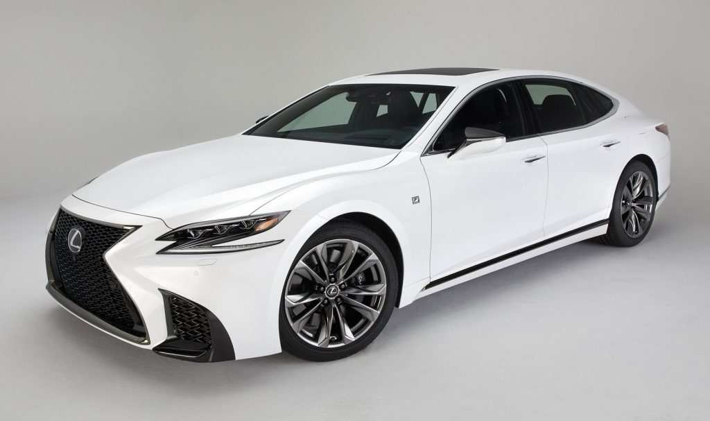 21 The Best Lexus F Sport 2020 Specs