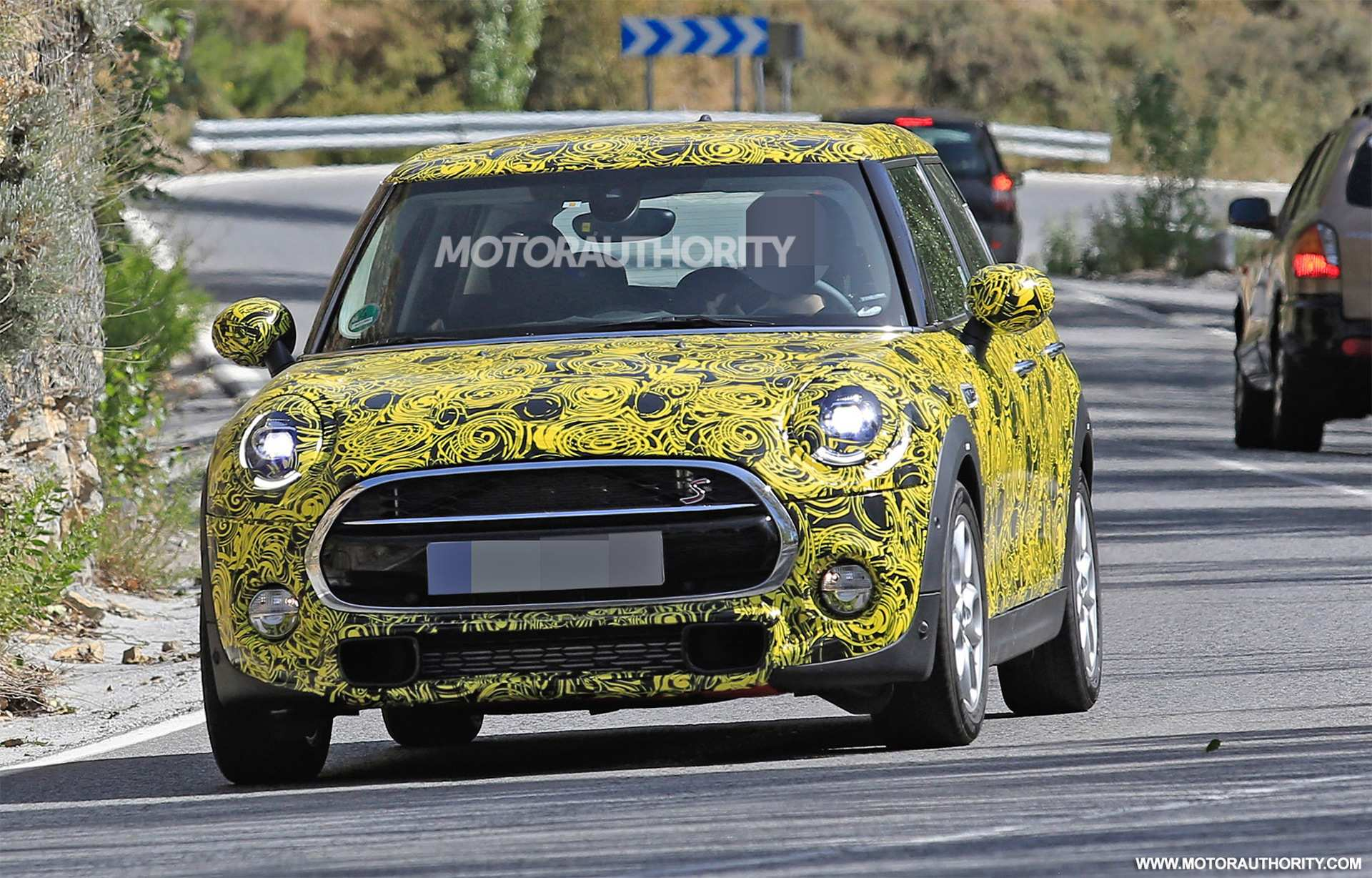 21 The Best Spy Shots Mini Countryman Redesign