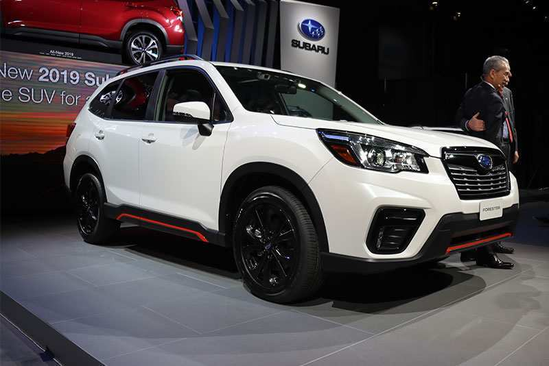 21 The Best Subaru Redesign 2019 Picture