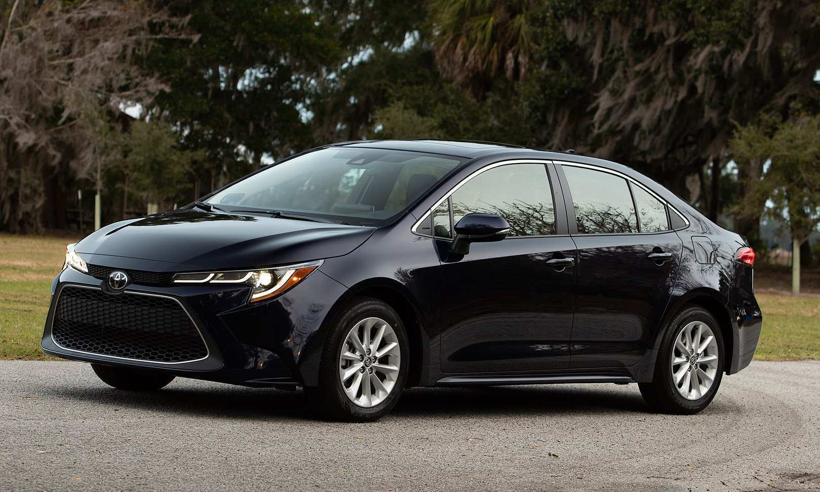 21 The Best Toyota Corolla 2020 Concept
