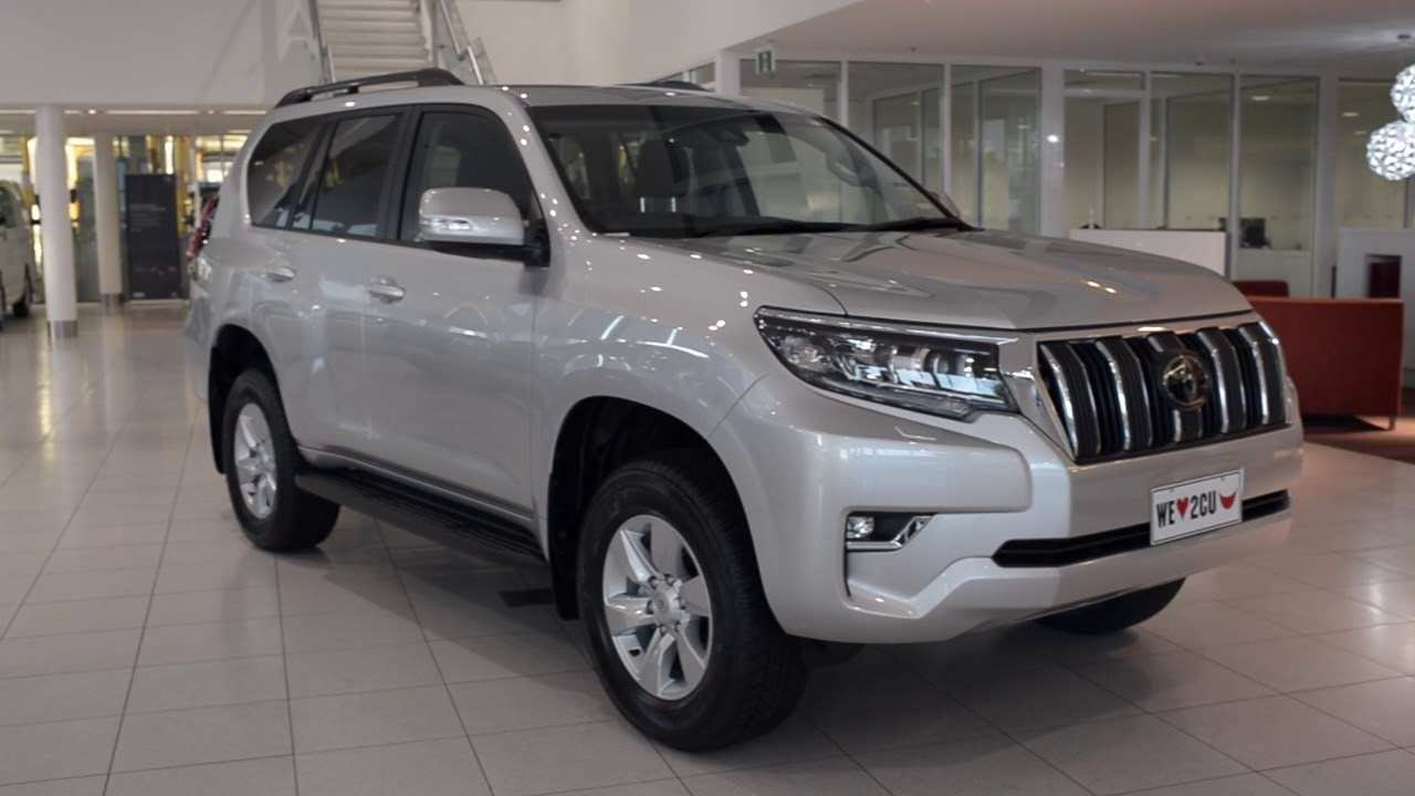21 The Best Toyota Prado 2019 Australia Pictures