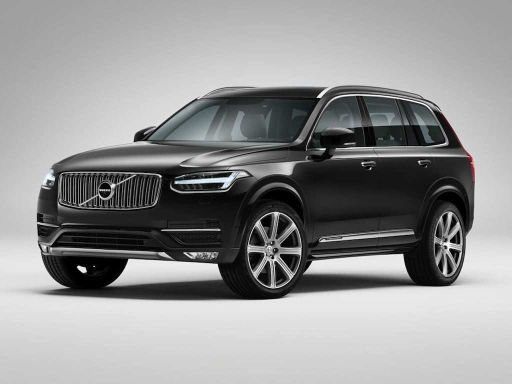 21 The Best Volvo Cx90 2019 New Concept