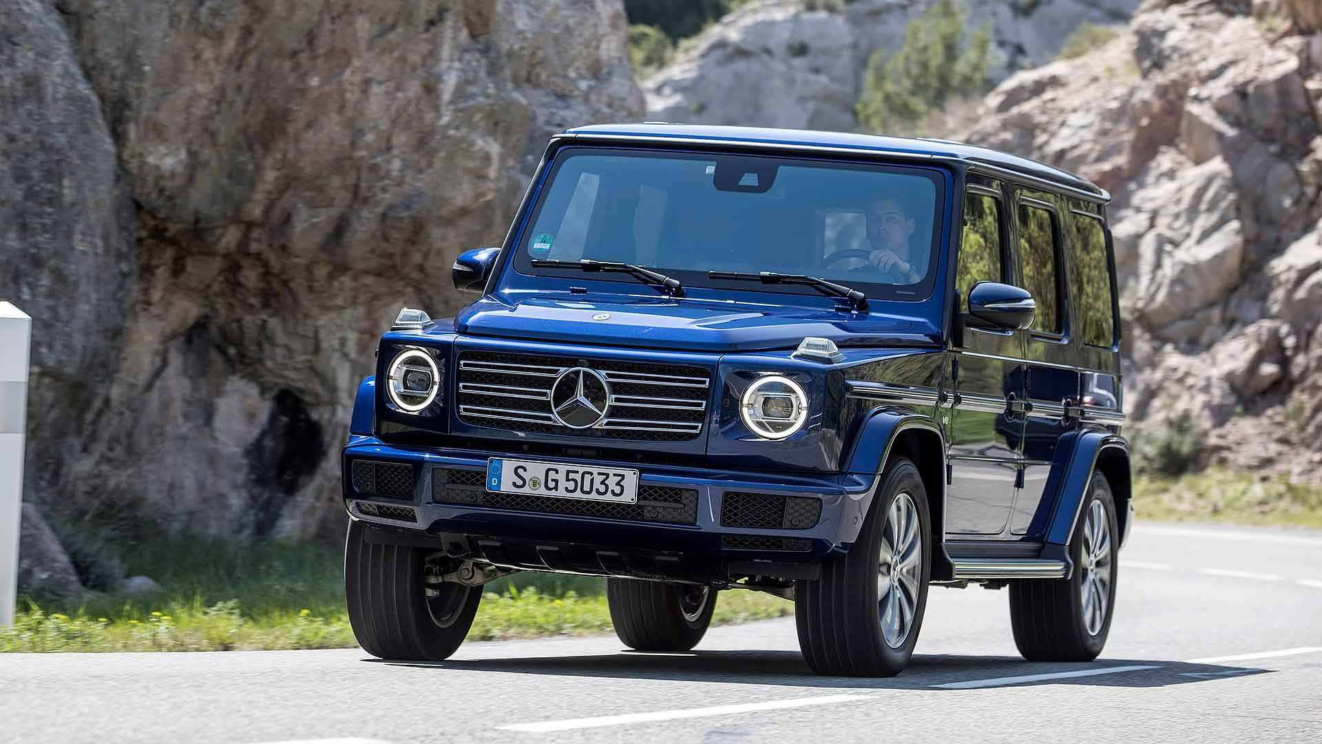 21 The G550 Mercedes 2019 Research New
