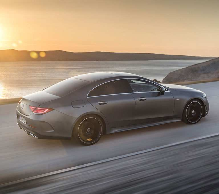 21 The Mercedes 2019 Coupe Rumors