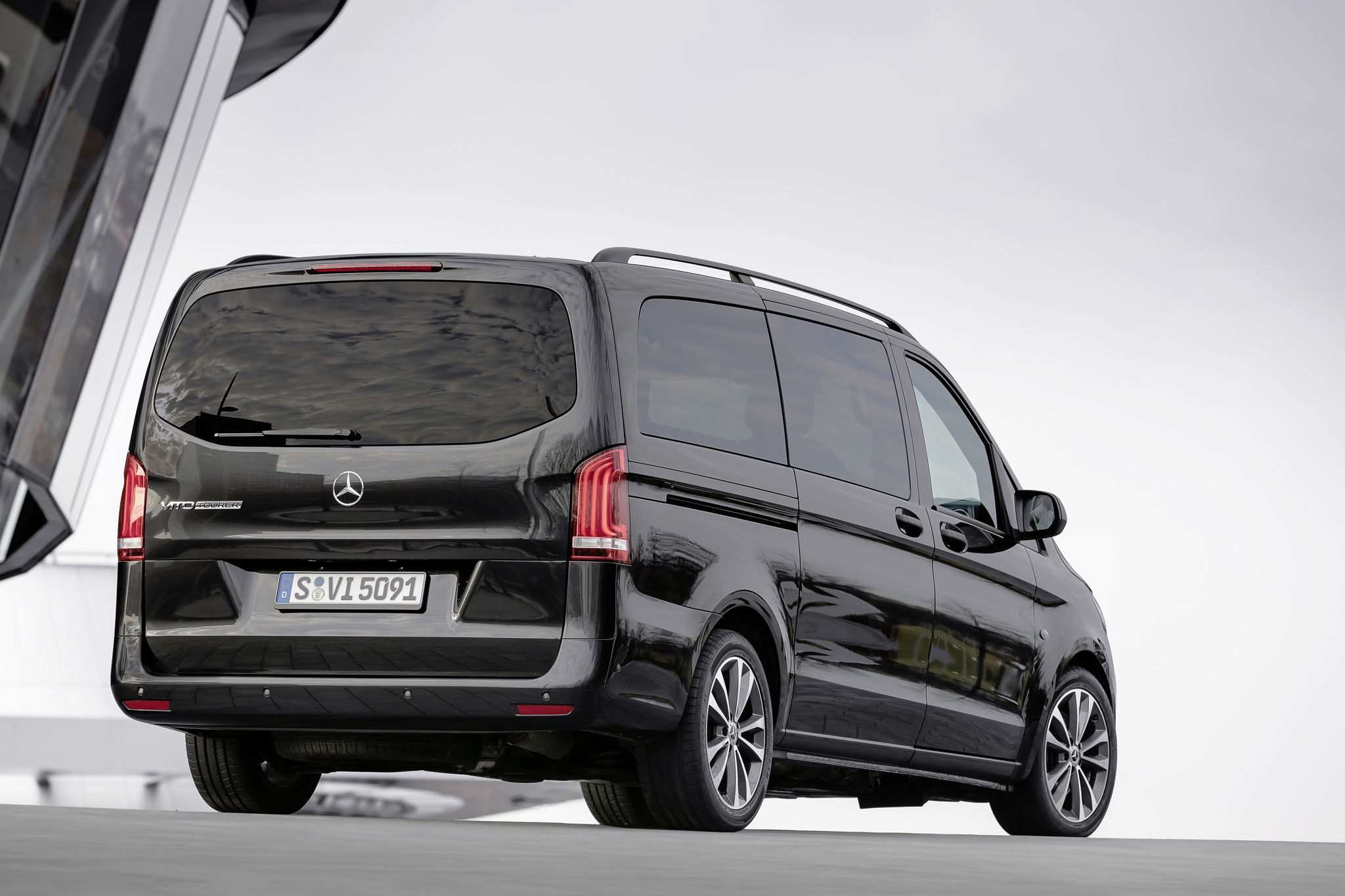 21 The Mercedes Vito 2019 Release