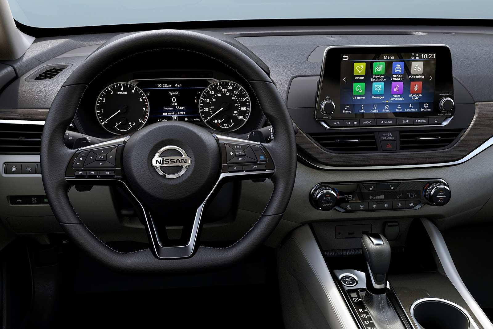 21 The Nissan Altima 2019 Exterior And Interior