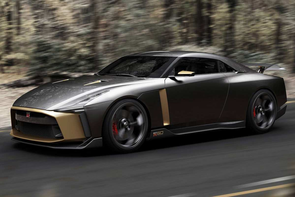 21 The Nissan R36 2020 Redesign