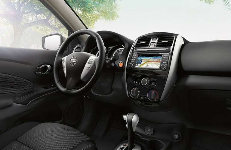 21 The Nissan Versa 2019 Interior Specs And Review