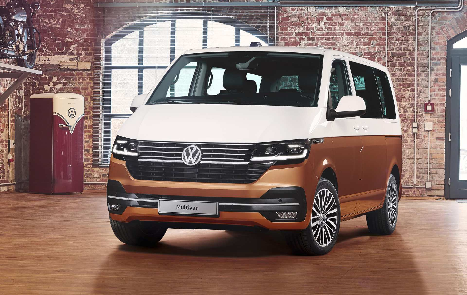 21 The Volkswagen Kombi 2020 First Drive