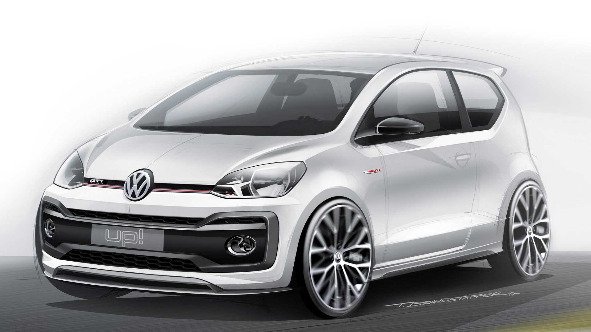 21 The Volkswagen Up 2020 Wallpaper