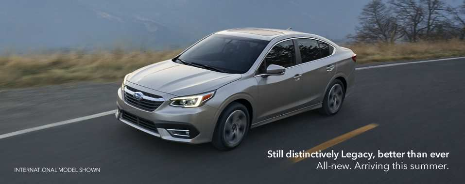 21 The When Will 2020 Subaru Legacy Be Available Price Design And Review