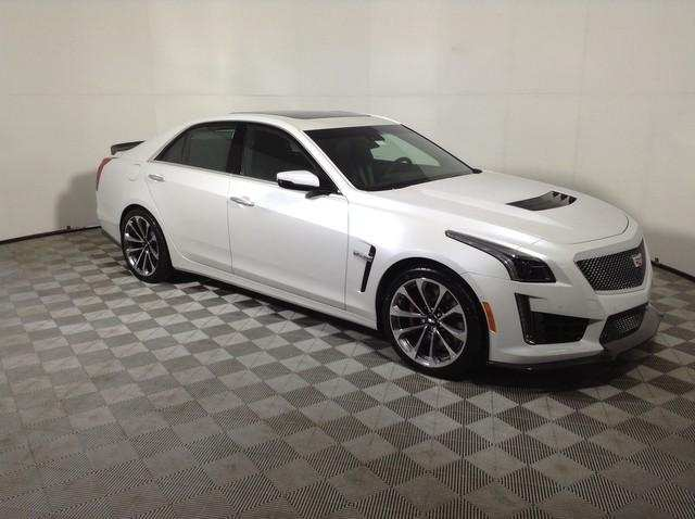 22 A 2019 Cadillac CTS V Performance And New Engine