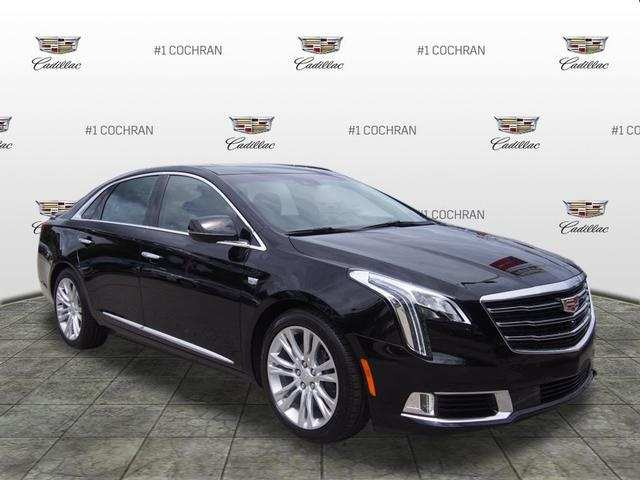22 A 2019 Cadillac XTS Pictures