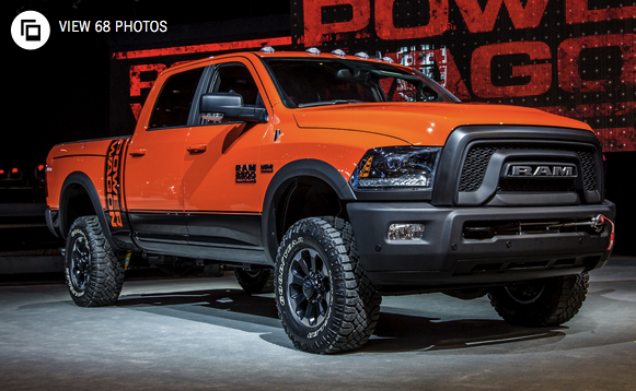 22 A 2019 Dodge Power Wagon Pictures