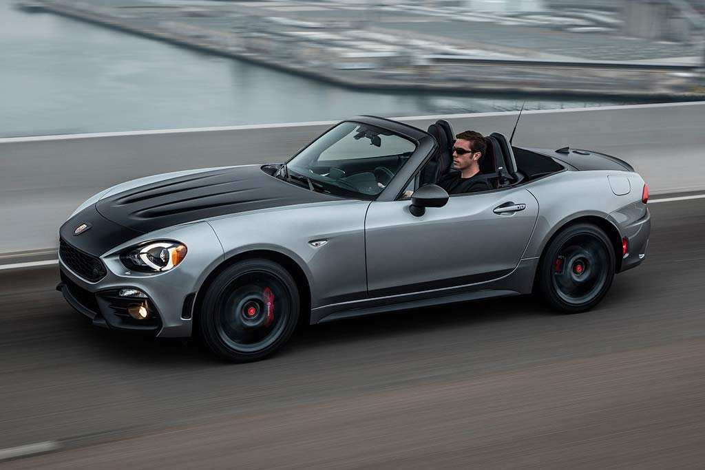 22 A 2019 Fiat Spider Redesign And Review