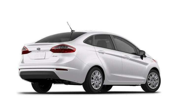 22 A 2019 Ford Fiesta Style