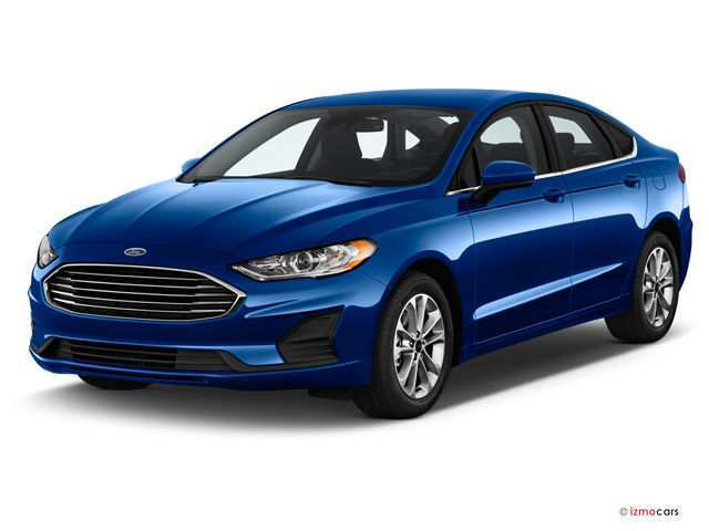 22 A 2019 Ford Fusion Pictures