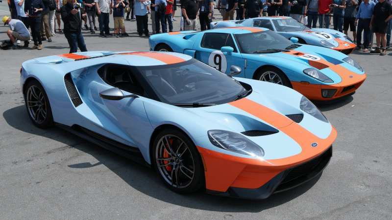 22 A 2019 Ford GT40 Price Design And Review