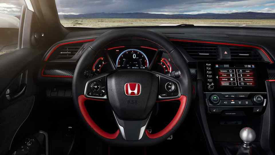 22 A 2019 Honda Civic Type R Research New