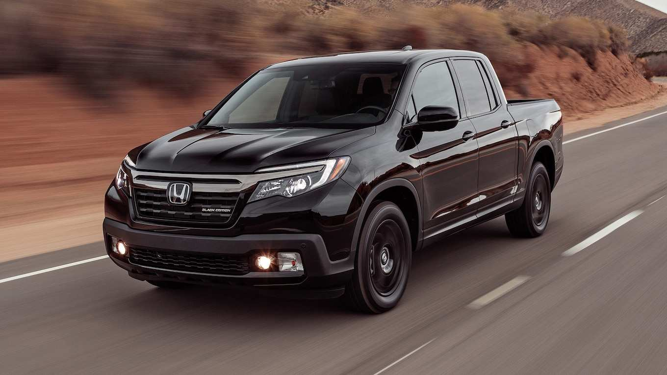 22 A 2019 Honda Ridgeline Speed Test