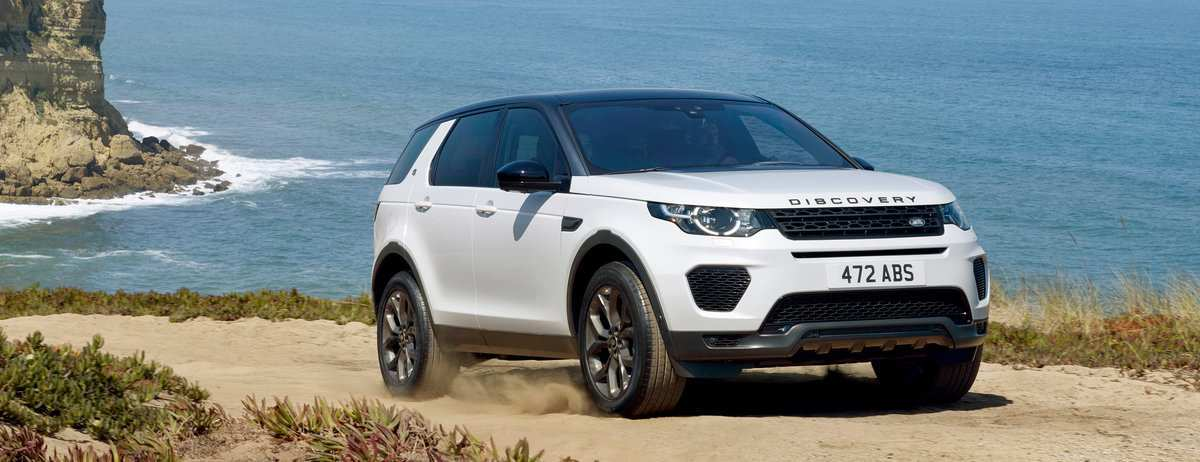 22 A 2019 Land Rover Discovery New Review