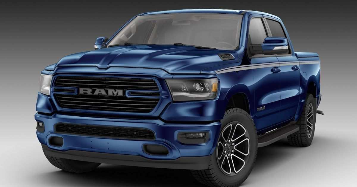 22 A 2019 Ram 1500 Hellcat Diesel Concept And Review