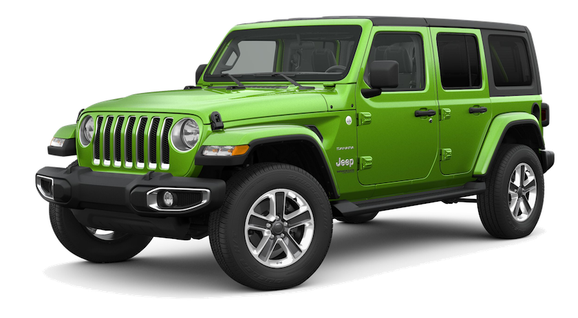 22 A 2019 The Jeep Wrangler Performance