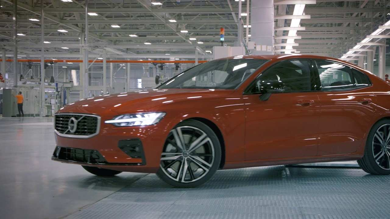 22 A 2019 Volvo S60 R Performance