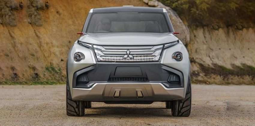 22 A 2020 All Mitsubishi Pajero Overview