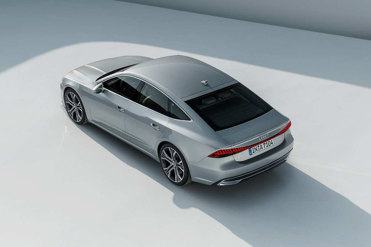 22 A 2020 Audi A7 Redesign And Review