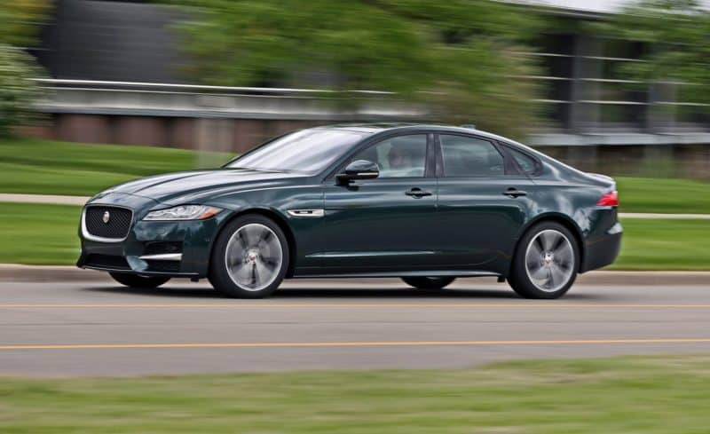 22 A 2020 Jaguar XF Exterior And Interior