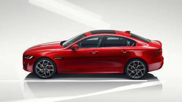 22 A 2020 Jaguar Xe Sedan Redesign