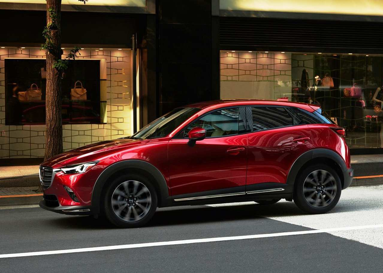22 A 2020 Mazda Cx 3 Spesification