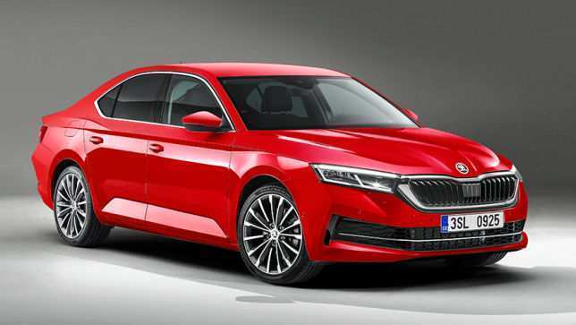 22 A 2020 New Skoda Superb Price Design And Review