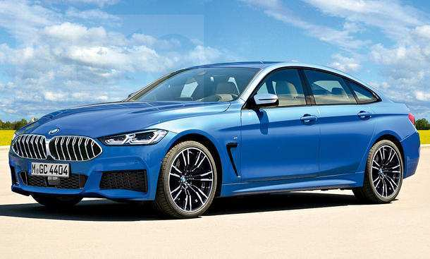 22 A BMW Gran Coupe 2020 Exterior And Interior