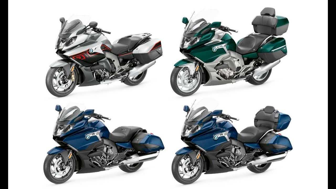 22 A BMW K1600Gt 2020 Redesign And Concept