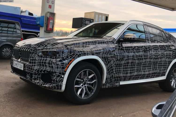 22 A BMW X62019 Picture