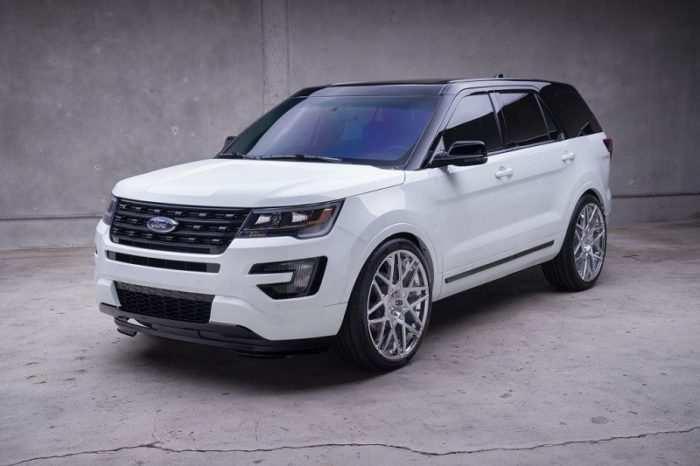 22 A Ford Expedition 2020 Release Date And Concept