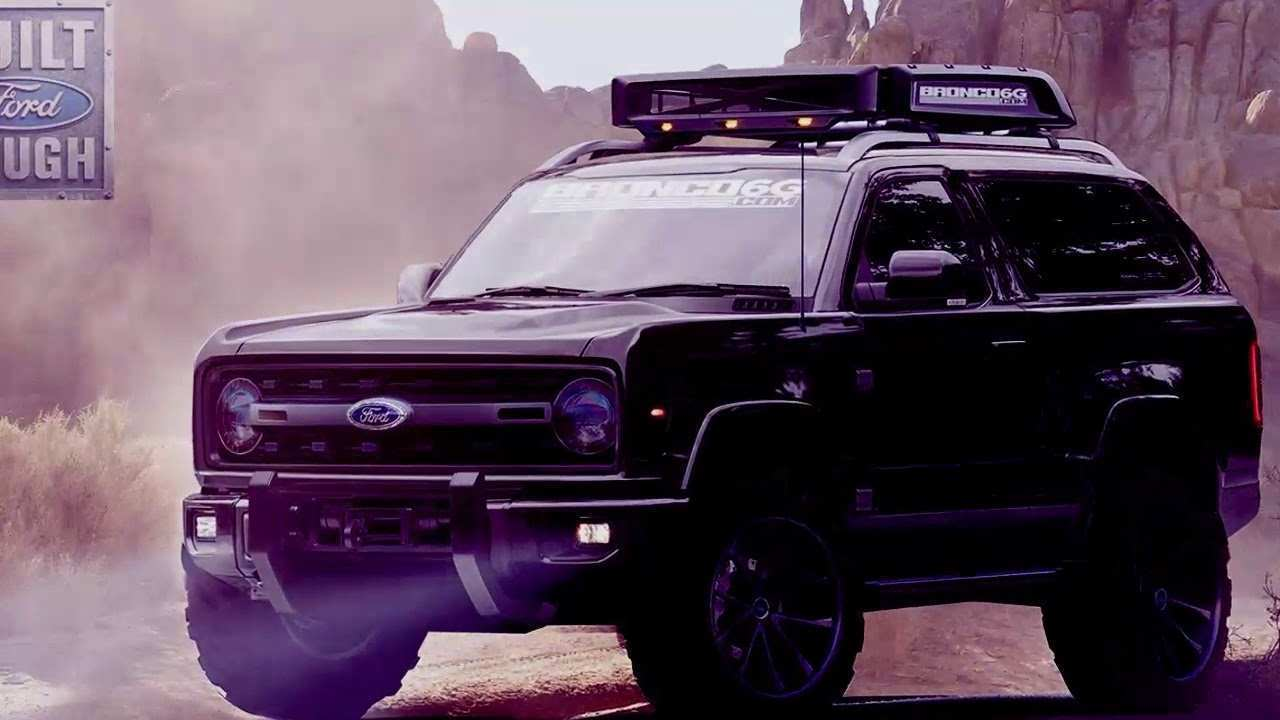 22 A How Much Will The 2020 Ford Bronco Cost Engine