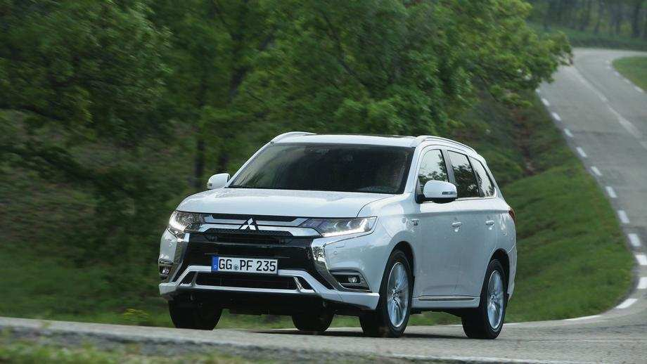 22 A Mitsubishi Outlander Hybrid 2020 Review And Release Date