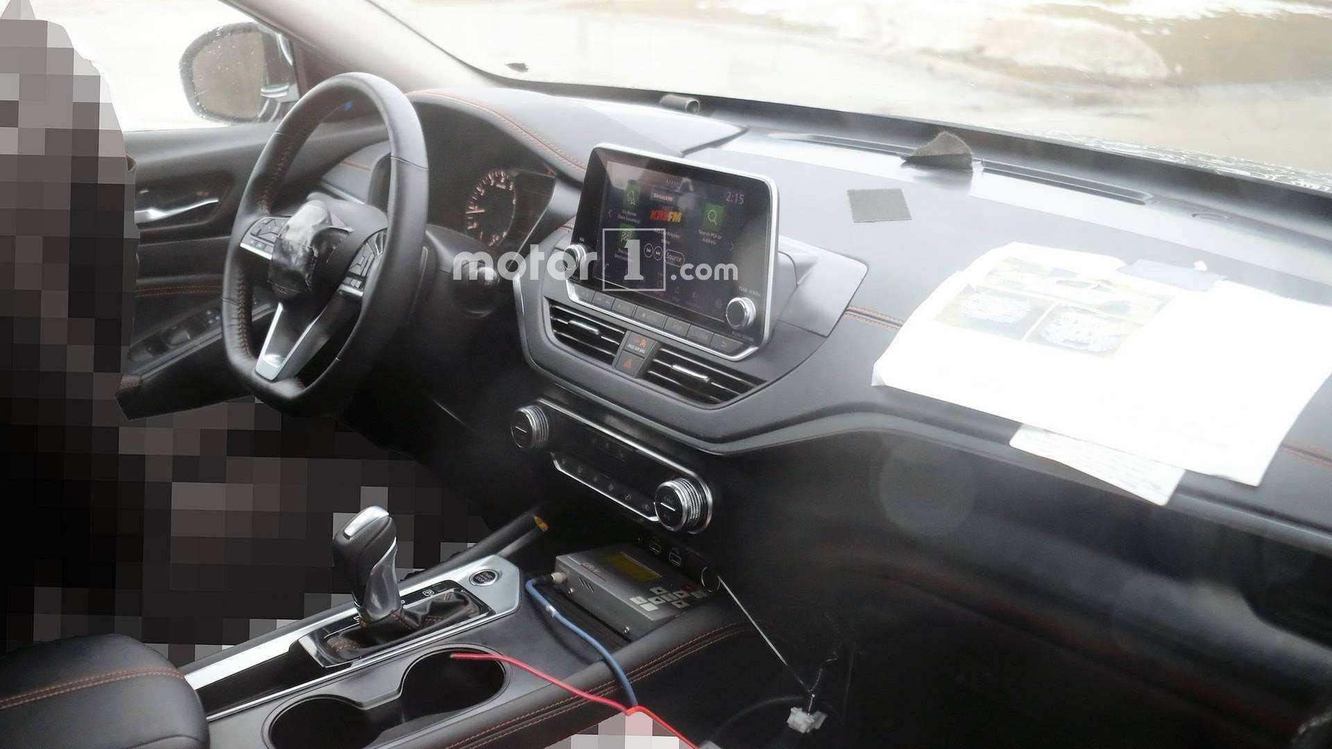 22 A Nissan 2019 Interior Release Date