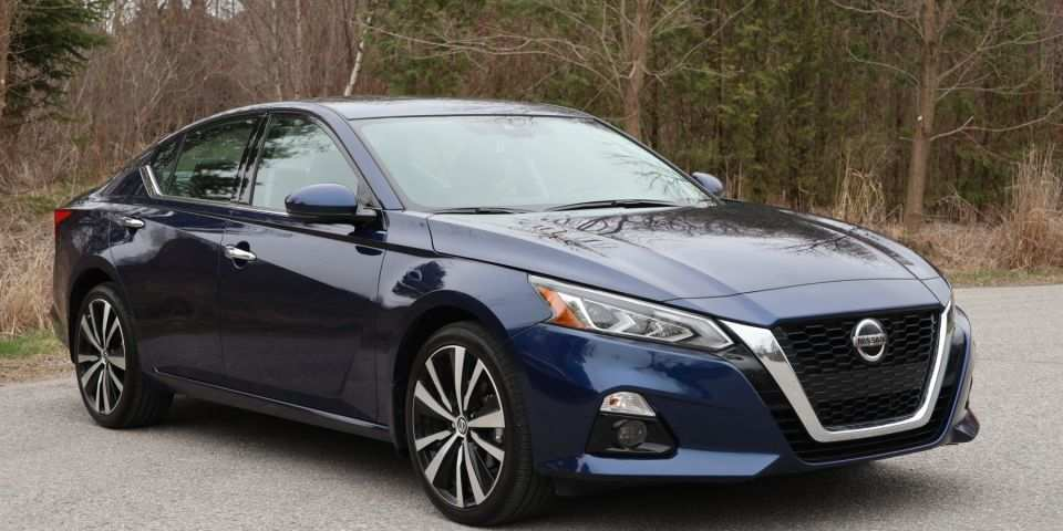22 A Nissan Altima 2019 Exterior And Interior