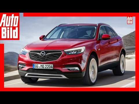 22 A Nuovo Suv Opel 2020 Wallpaper