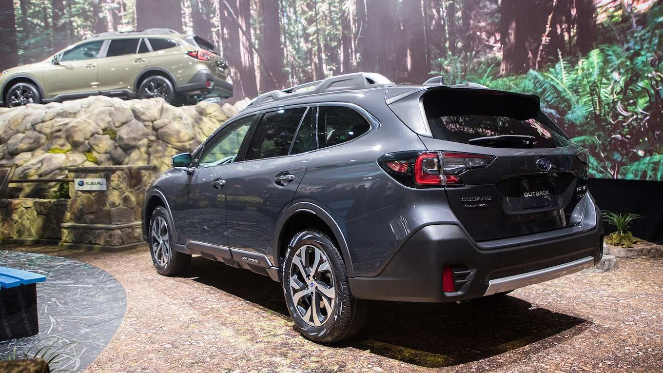 22 A Subaru Outback 2020 Review Price