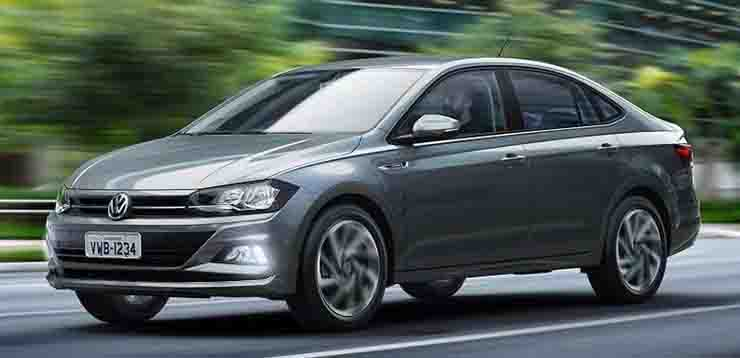 22 A Volkswagen Vento 2020 India Picture