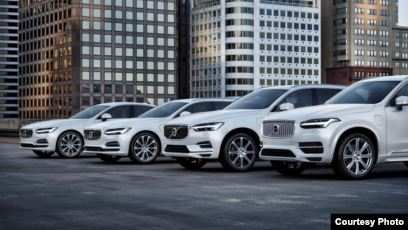 22 A Volvo All Electric Cars By 2019 Exterior And Interior